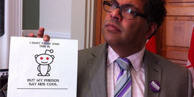 Nenshi AMA: Reddit Peppers Calgary Mayor With Questions During 'Ask Me