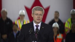 Harper Defends Air Canada Strike