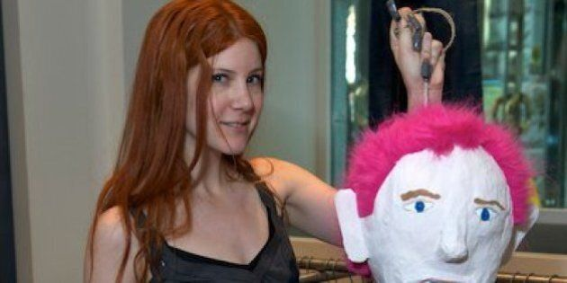 Meaghan Kennedy's Piñatas A Hit With Celebrities