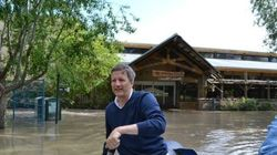 What An Ontario Zoo Is Doing For Calgary's Flooded