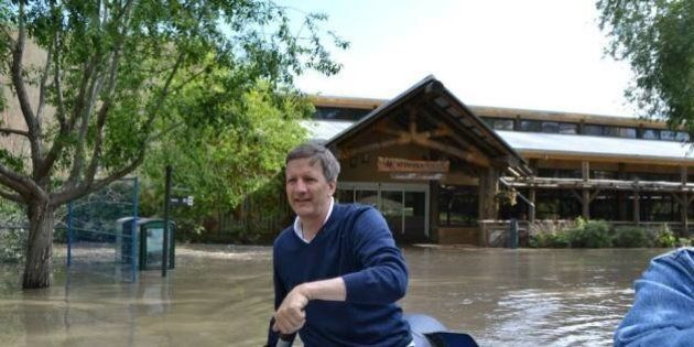 Calgary Zoo Fundraiser At Riverview Park And Zoo in Peterborough, Ont. Aims To Help Flooded