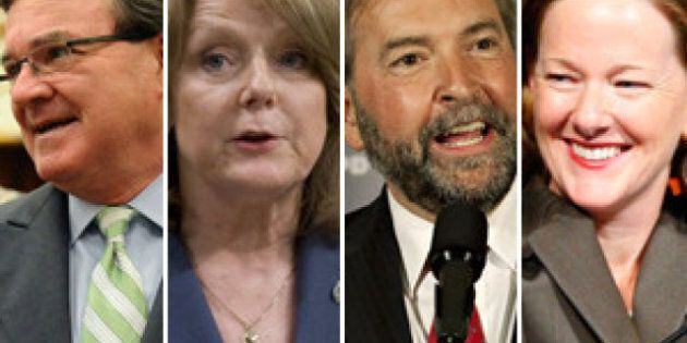 Budget Canada: 2012 To Be Dominated By Tories' Spending Plans And NDP Leadership