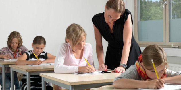 B.C. Teachers' Union Slams Dollars-For-Students