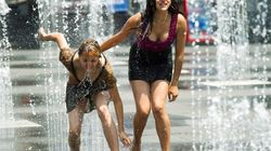 Heat Wave Bakes Much Of Ontario,