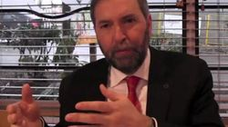 WATCH: Thomas Mulcair On Pushing The NDP To The