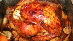 Sticky Situation: Hosting a Thanksgiving