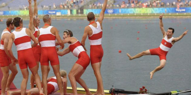 Canada At The Games: What Medal Will Canada's Men's 8 Rowing Team
