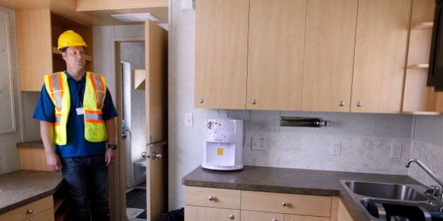 Alberta Flood Great Plains Temporary Housing Project Set To Open In