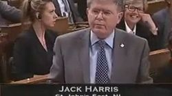 WATCH: NDP MP's Phone Goes Off In Parliament..