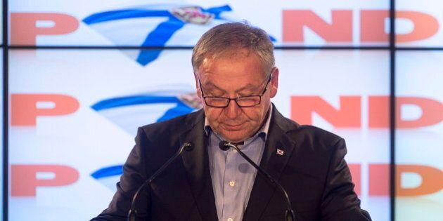 Nova Scotia's New Democrats Face A Long Road To Recovery, Say