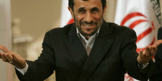 Canada Boycotts Iran At UN Summit: Delegation Walks Out During Mahmoud Ahmadinejad's