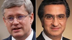 Harper Denies Tories Wanted Job For Man Accused Of