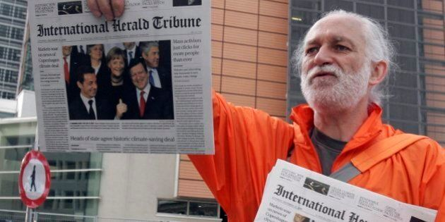 International Herald Tribune Disappears, Replaced With International New York
