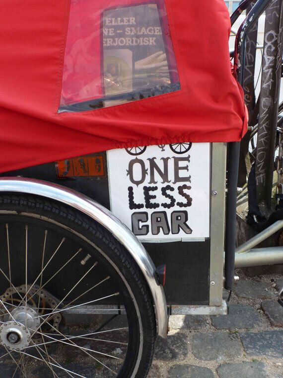 It's Not About The Bike Or Car -- It's About Better