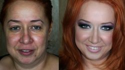 LOOK: Women Unrecognizable After Using