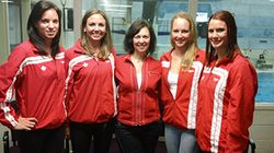 Olympics: My Interview With Synchro Canada's Senior National Team