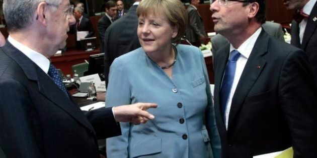 European Debt Crisis: Leaders From Spain, Germany, France And Italy Push For