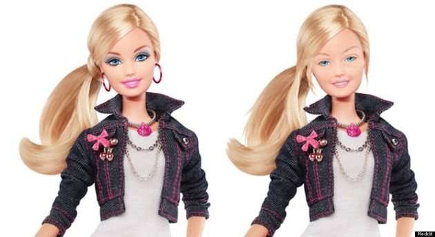 Barbie Without Makeup: Natural Beauty Or Just Plain Tired?