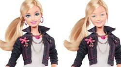 LOOK: Barbie Without