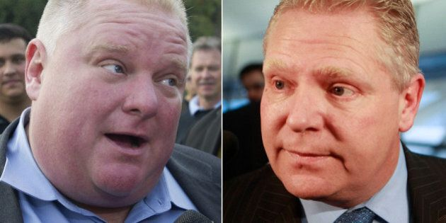 Doug Ford Says Toronto Act Gives Mayor 'Right' To Contact