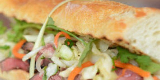 Canada's Best Sandwich: Lemongrass Steak Banh Mi Wins ACE