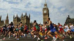 Heat Hobbles Canada's Marathon