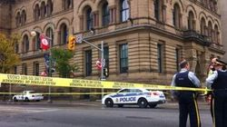 Harper's Office Evacuated After Suspicious Package
