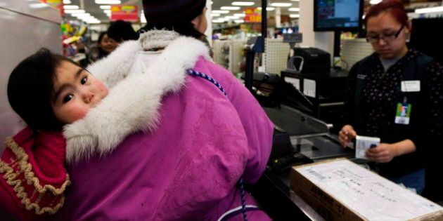 Northern Food Prices: Inuit Officials Gather In Nunavut To Address Hunger In Canada's