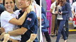 Fashion Lessons We're Taking Away From Kate's Olympic