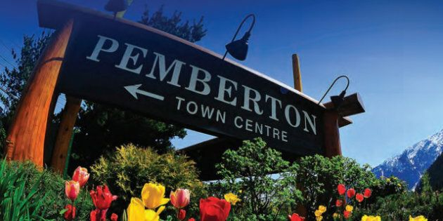 Pemberton, BC: Best Place To Spend Thanksgiving In