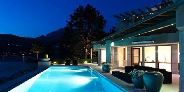 Most Expensive Houses For Sale In Canada (PHOTOS - October, 2012