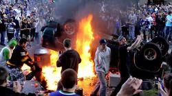 Rioters Sentences' Not Long Enough: