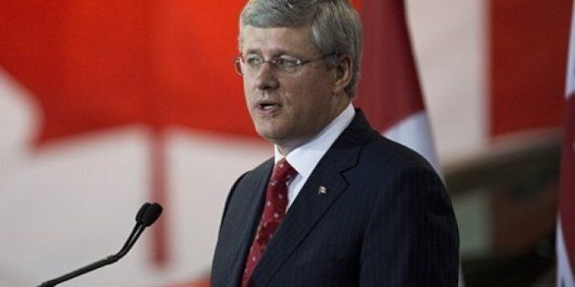 Harper Says 'Due Diligence' Done On Charity For Syrian