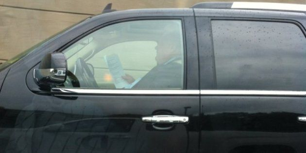Rob Ford Reading While Driving: Toronto Mayor Admits It Probably Happened