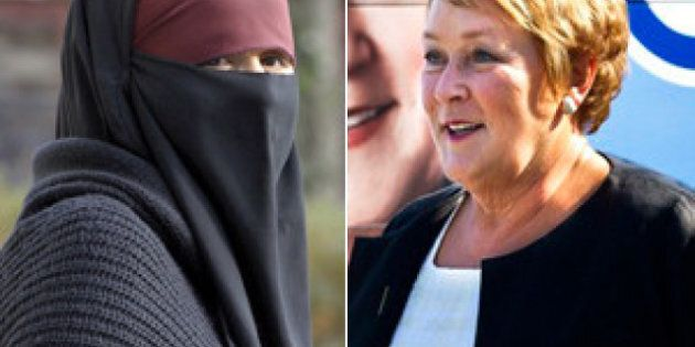 Quebec Election 2012: Parti Quebecois Would Ban Hijabs, But Crucifixes