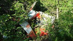 WATCH: New Footage Of B.C. Plane Crash