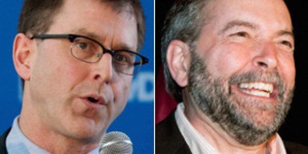 Polls Show NDP Gaining Ground In