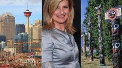Go West, Young Website: HuffPost Launches, Alberta, B.C.
