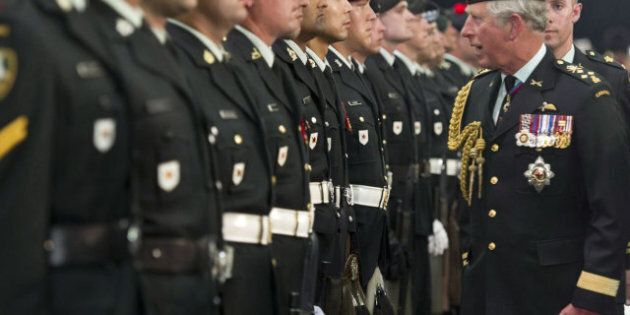'Royal' Ruckus? Canadian Military Could Add Royal To More