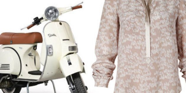 Scooter Friendly Fashion: Ride In