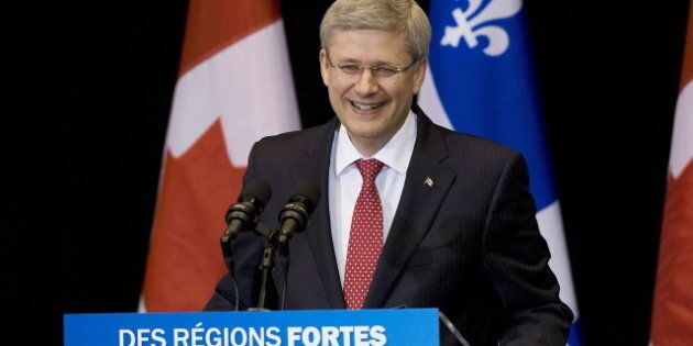 Poll Gives Harper And The Conservatives 5 Point Lead Over