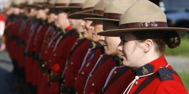 RCMP Fashion: Female Mounties Can Finally Wear Pants And