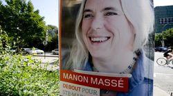 Quebec Politician Rock 'Stache In Campaign
