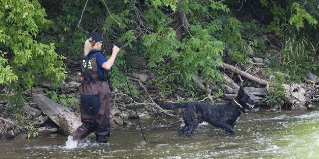 Mississauga Body Parts: Police Continue Search At Park Where Human Remains Were Found In Credit