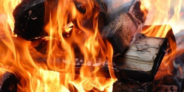Rising Mercury Increases B.C. Fire