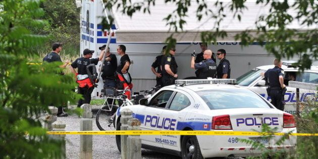 Toronto Police Involved In Mississauga Human Remains