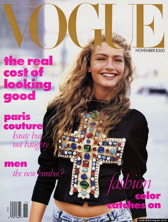 American Vogue's 120: Anna Wintour's First Cover And Her Favourite Images From The Magazine Over The