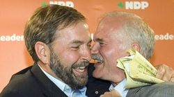 Mulcair Admits He's No