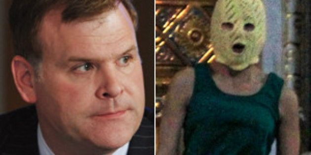 Pussy Riot Sentence Prompts Soft Response From John Baird And