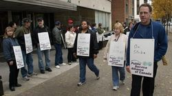Awkward: Union Workers Reject Offer By Big Canadian